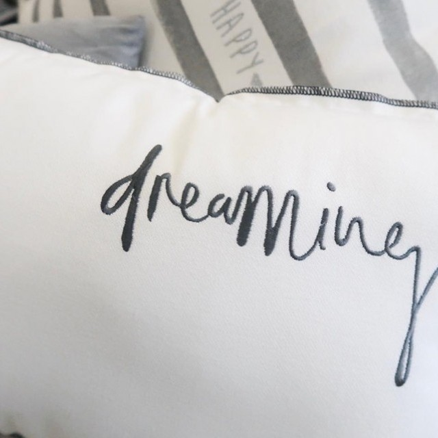 Dreaming cushion