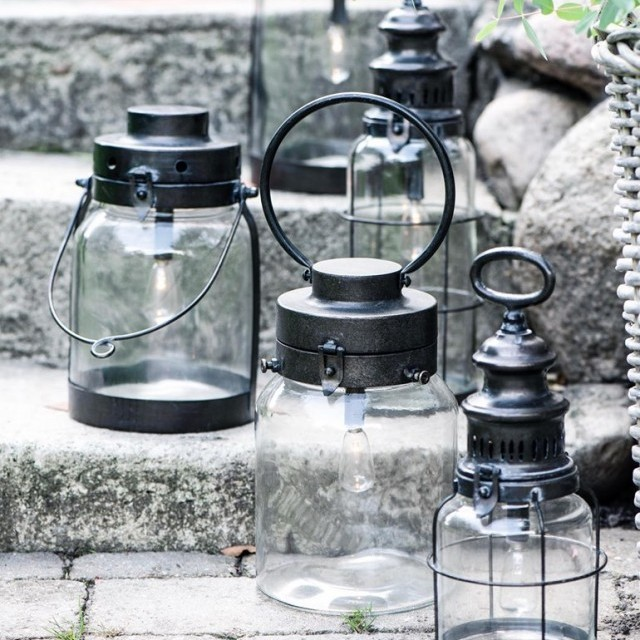 S&R LED lanterns