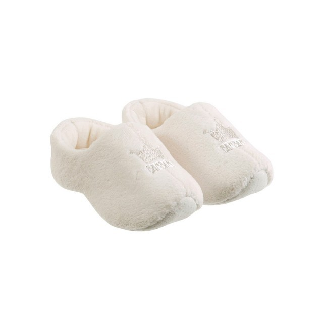 Soft Ivory Clogs