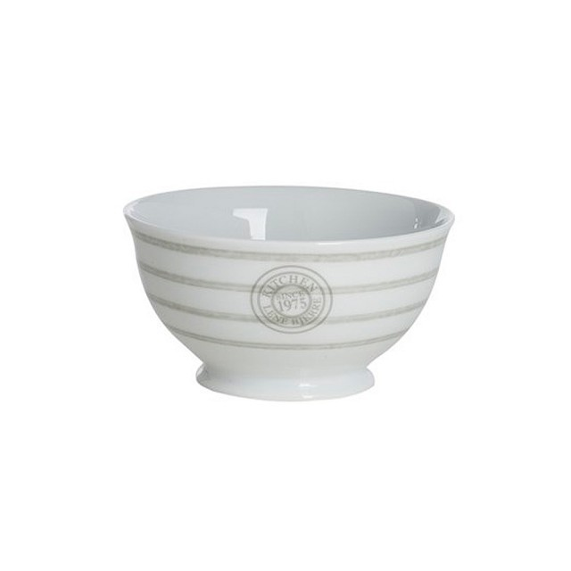 Stripe molly bowl