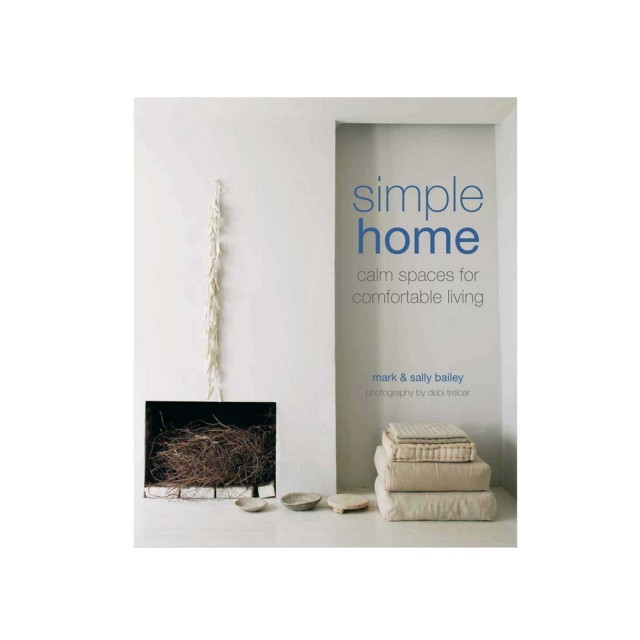 Simple Home Book