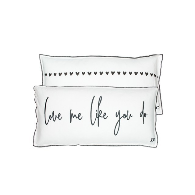 Love me like you do cushion