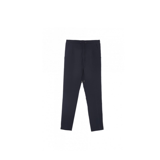 Black remind trousers