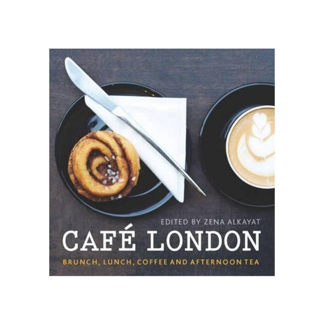 Cafe london book