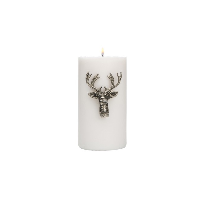 Deer Candle Pin