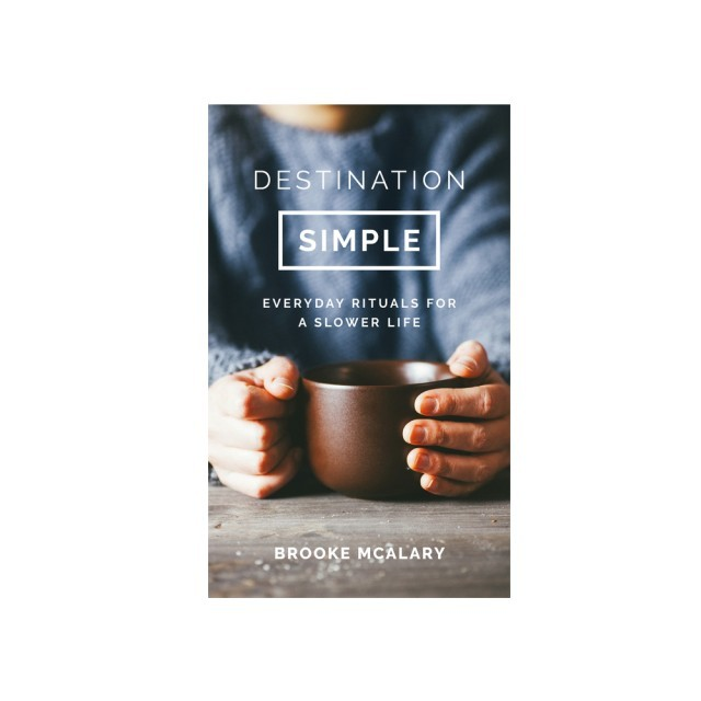Destination Simple book