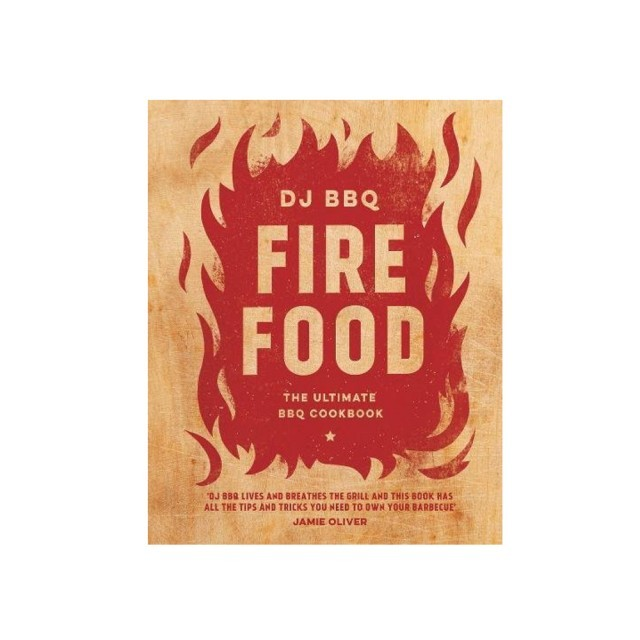 Fire food book