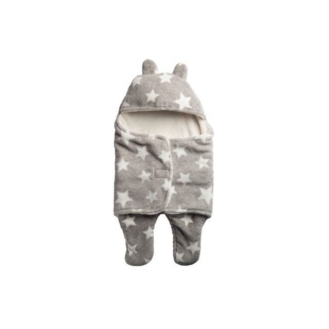 Baby grey winter suit