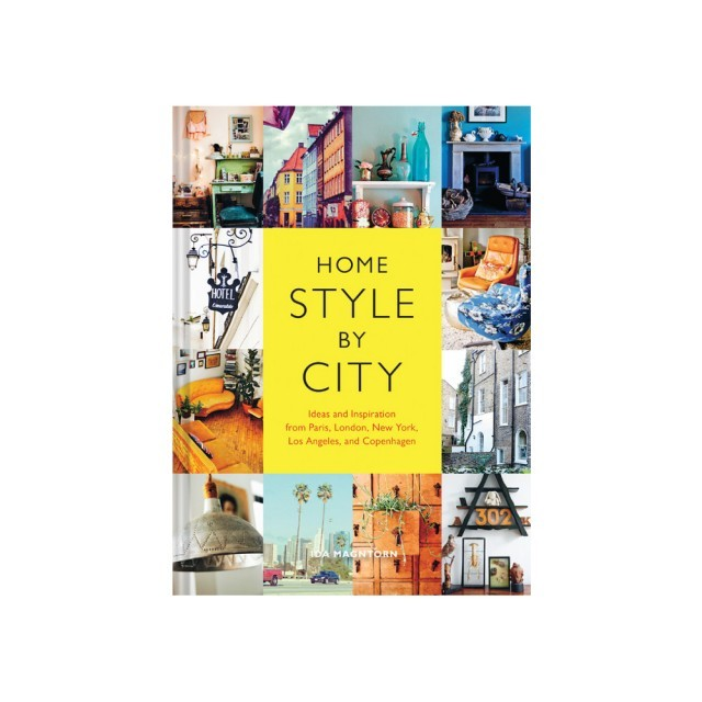Home style city book