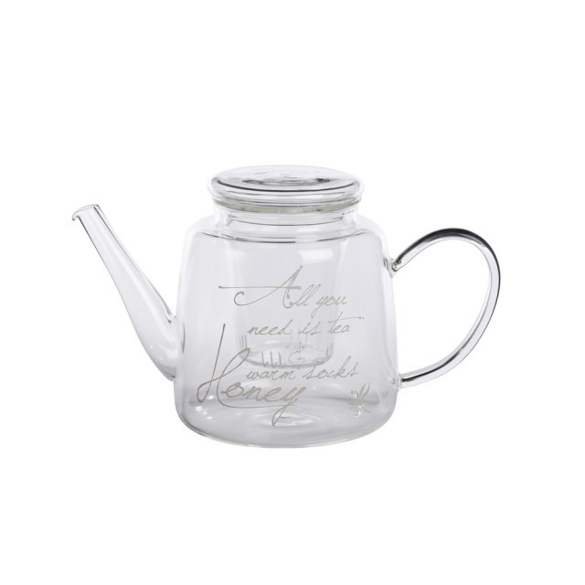 honey tea pot