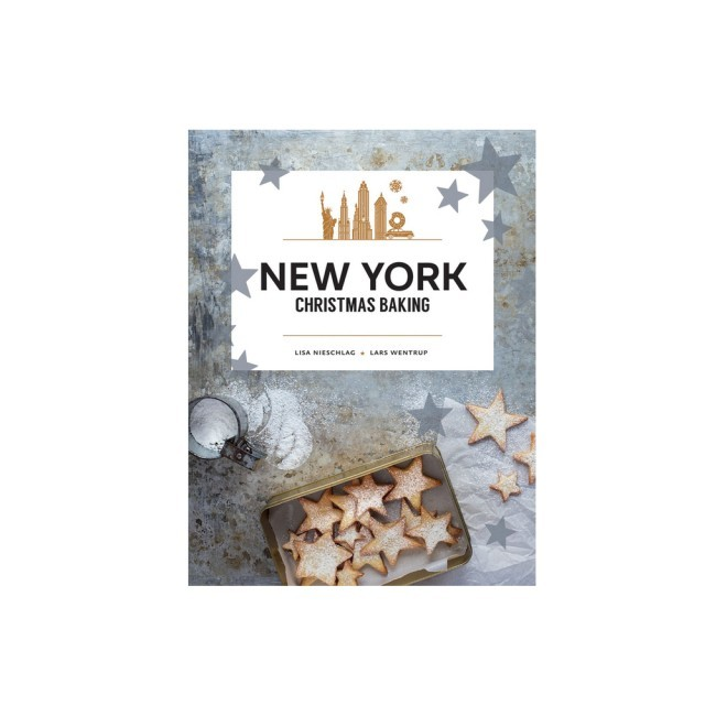 New York Christmas baking book
