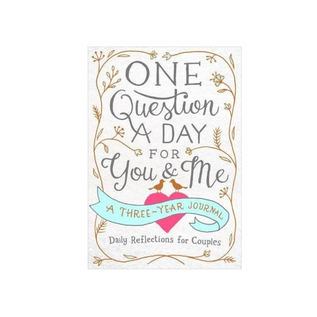One question a day for you & me book