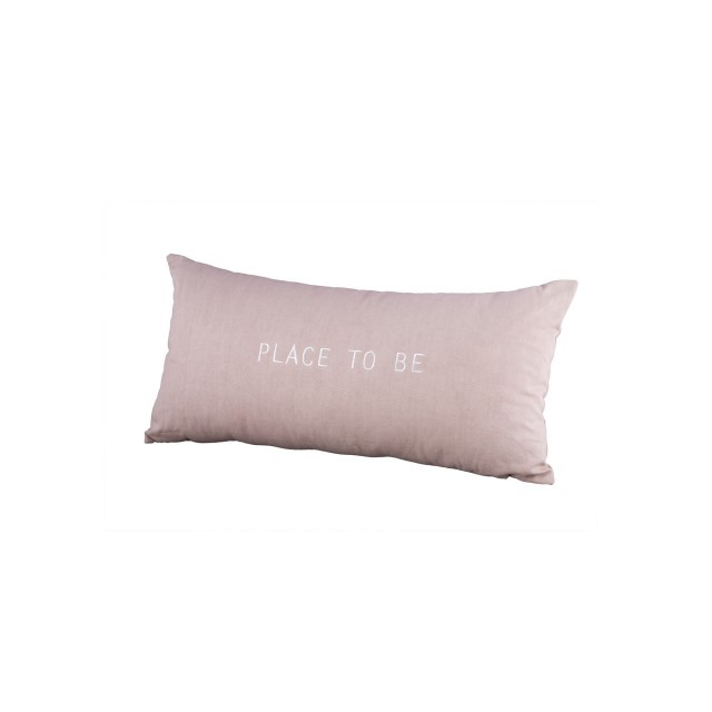 Place to be cushion