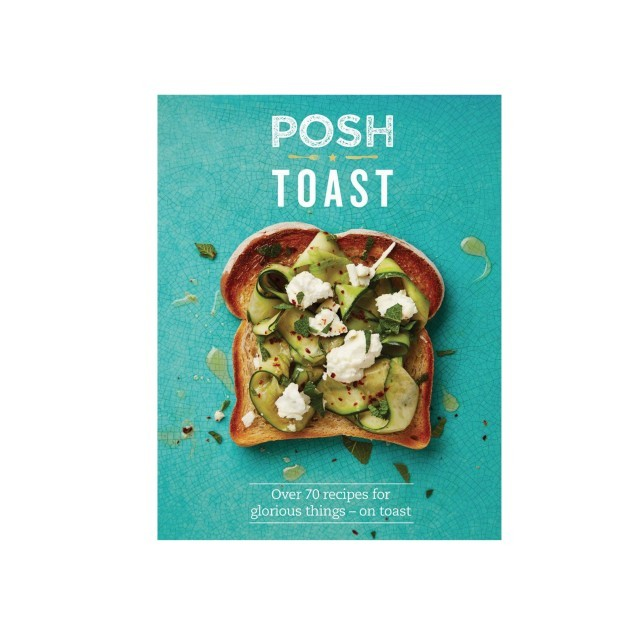 Posh toast book