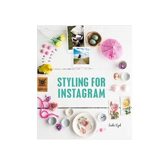 Styling for instagram book