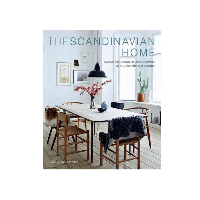 The Scandinavian Home Book